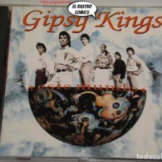 CDs de Música: GIPSY KINGS, ESTE MUNDO, CD COLUMBIA, EXCELENTE ESTADO, RUMBA. Lote 236627975