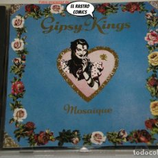 CDs de Música: GIPSY KINGS, MOSAÏQUE, CD, RUMBA. Lote 236629150