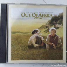 CDs de Música: JOHN BARRY - OUT OF AFRICA (MUSIC FROM THE MOTION PICTURE SOUNDTRACK) (CD, ALBUM). Lote 236636895