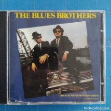 CDs de Música: THE BLUES BROTHERS - THE BLUES BROTHERS (ORIGINAL SOUNDTRACK RECORDING) (CD, ALBUM). Lote 236637330