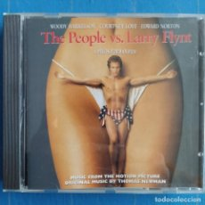 CDs de Música: THE PEOPLE VS. LARRY FLYNT (MUSIC FROM THE MOTION PICTURE) (CD, COMP). Lote 236637680