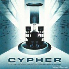 CDs de Música: CYPHER / MICHAEL ANDREWS CD BSO. Lote 236657860