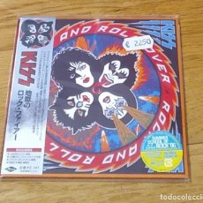 CDs de Música: CD KISS – ROCK AND ROLL OVER. EDICIÓN JAPONESA 2008.. Lote 236659465