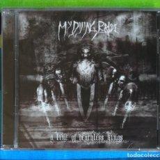 CDs de Música: MY DYING BRIDE - A LINE OF DEATHLESS KINGS CD NUEVO Y PRECINTADO - DOOM METAL GOTHIC METAL. Lote 236667165