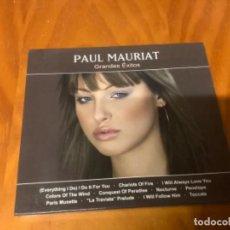 CDs de Música: CD PAUL MAURIAT GRANDES EXITOS. Lote 236668060