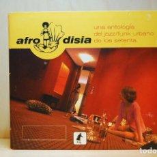 CDs de Música: AFRODISIA - UNA ANTOLOGÍA DEL JAZZ/FUNK URBANO DE LOS SETENTA - CD -. Lote 236668660