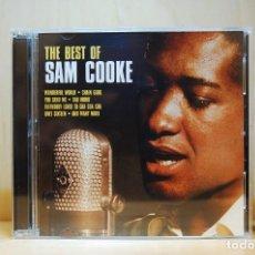 CDs de Música: SAM COOKE - THE BEST OF - CD -. Lote 236668785