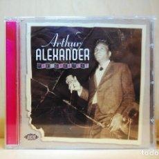 CDs de Música: ARTHUR ALEXANDER - THE GREATEST - CD -. Lote 236668880
