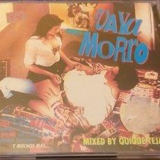 CDs de Música: VAYA MORRO CD DOBLE 1995 SEGUNDAMANO OFERTA + 5 € ENVIO C.N.. Lote 236686380