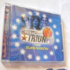 CDs de Música: ANTIGUO CD - OPERACION TRIUNFO GALA EUROVISION - ENVIO INCLUIDO A ESPAÑA. Lote 236687420