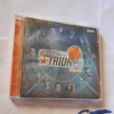 CDs de Música: ANTIGUO CD - OPERACION TRIUNFO ALBUM. Lote 236687515