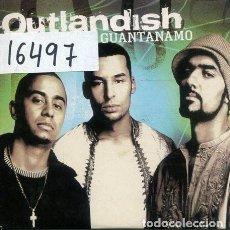 CDs de Música: OUTLANDISH / GUANTANAMO - 3 VERSIONES (CD SINGLE CARTON PROMO 2002). Lote 236689025