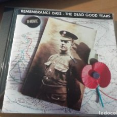 CDs de Música: RAR CD. B-MOVIE. REMEMBRANCE DAYS. THE DEAD GOOD YEARS.. Lote 236689825