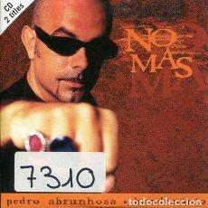 CDs de Música: PEDRO ABRUNHOSA / NOA MAS / NAO POSSO (CD SINGLE CARTON 1997). Lote 236690435