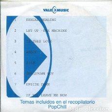 CDs de Música: POPCHILL (VARIOS) CD SINGLE. Lote 236691395