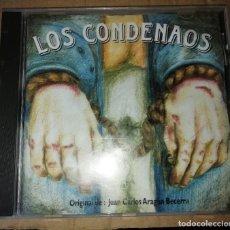 CDs de Música: CARNAVAL DE CÁDIZ CD LOS CONDENADOS DE JUAN CARLOS ARAGON. Lote 236695140