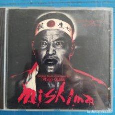 CDs de Música: PHILIP GLASS - MISHIMA (CD, ALBUM). Lote 236697035