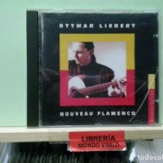 CDs de Música: LMV - OTTMAR LIEBERT. NOUVEAU FLAMENCO. VIRGIN RECORD 1998 - CD. Lote 236707195