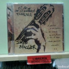CDs de Música: LMV - DAVID SINCLAIR. EL ARTE DE LA GUITARRA FLAMENCA - CD. Lote 236708000