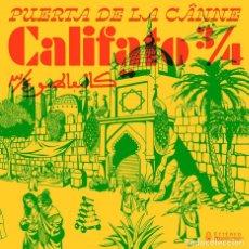 CDs de Música: CALIFATO 3/4 - PUERTA DE LA CANNE (CD + DIGITAL ALBUM, 7713042460239, 2020) PRECINTADO!!. Lote 236711240