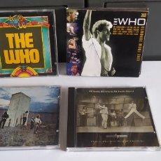 CDs de Música: THE WHO LOTE CD´S. Lote 236724950
