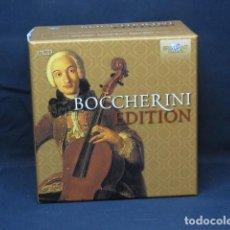 CDs de Música: BOCHERINI EDITION - 37 CD. Lote 236731525