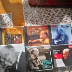 CDs de Música: PACK SVIATOSLAV RICHTER. Lote 236733355