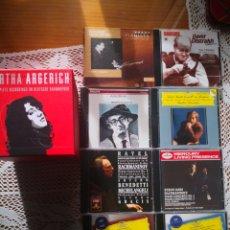 CDs de Música: PACK MARTHA ARGERICH Y VARIOS. Lote 236733790