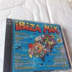 CDs de Música: IBIZA MIX 1994 2CD SILENZI JENS REALITY BANDIDO MAXX TABU SYLVAN STATUS KASS DISCO DANCE. Lote 236735190