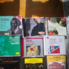 CDs de Música: PACJ EMIL GILELS, MRAVINSKY TCHAIKOVSKY. Lote 236735790
