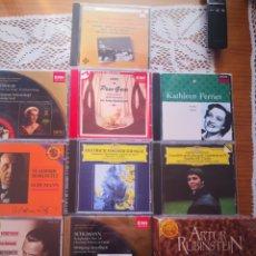 CDs de Música: PACK RUBINSTEIN CHOPIN, Y VARIOS. Lote 236736305