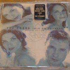 CDs de Música: THE CORRS CD TALK OF CORNERS SPECIAL EDITION SEGUNDAMANO OFERTA + 5€ ENVIO CN. Lote 236739960