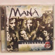 CDs de Música: MANA - MTV UNPLUGGED - CD - 1999 - SPAIN - VG+/EX+. Lote 236741600