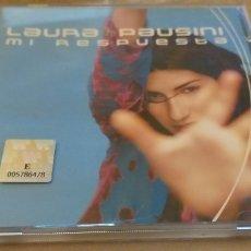 CDs de Música: LAURA PAUSINI CD MI RESPUESTA SEGUNDAMANO OFERTA + 5€ ENVIO CN. Lote 236741670