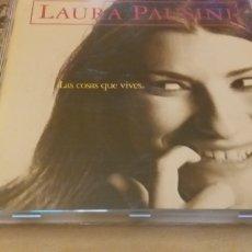 CDs de Música: LAURA PAUSINI CD LAS COSAS QUE VIVES SEGUNDAMANO OFERTA + 5€ ENVIO CN. Lote 236741950