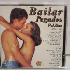 CDs de Música: BAILAR PEGADOS VOL. DOS - BOSÉ, SERGIO DALMA.... 2 X CD - 1995 - SPAIN - VG+/VG+. Lote 236742520