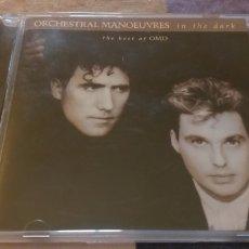 CDs de Música: ORCHESTRAL MANOEUVRES IN THE DARKCD THE BEST OF OMD SEGUNDAMANO OFERTA + 5€ ENVIO C.N. Lote 236743485