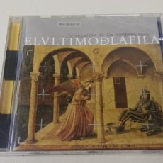 CDs de Música: C7- EL ULTIMO DE LA FILA LA REBELION DE LOS HOMBRES RANA -CD. Lote 236744415