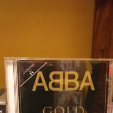 CDs de Música: ABBA CD GOLD GEATEST HITS ANUNCIADO TV SEGUNDAMANO + 5€ ENVIO C.N.. Lote 236744775