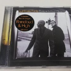 CDs de Música: C7- LIGHTHOUSE FAMILY POSTCARDS FROM HEAVEN -CD. Lote 236746630