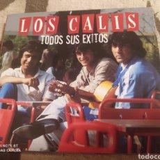 CDs de Música: LOS CALIS–TODOS SUS ÉXITOS . DOBLE CD EDICIÓN DIGIPACK. Lote 236766560