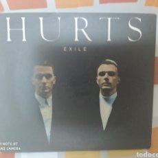 CDs de Música: HURTS - EXILE. CD + DVD EDICIÓN DIGIPACK. PERFECTO ESTADO. Lote 236768450