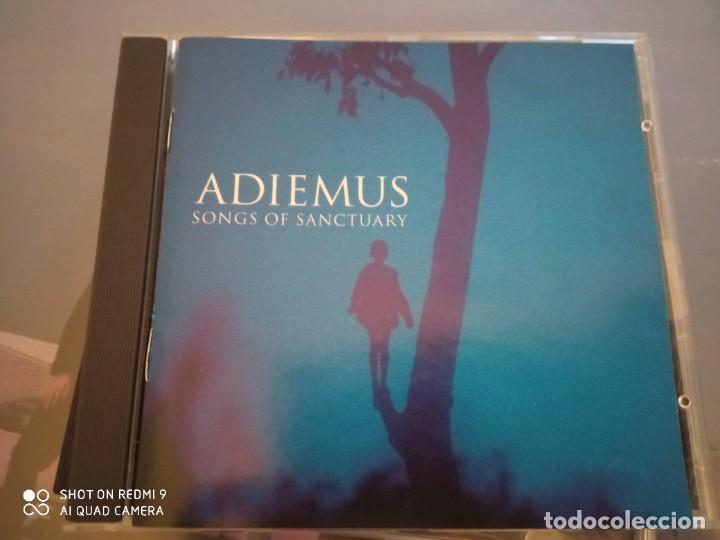 ADIEMUS SONGS OF SANCTUARY CD (Música - CD's New age)