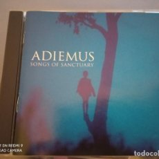 CDs de Música: ADIEMUS SONGS OF SANCTUARY CD. Lote 236770070