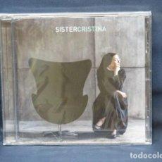 CDs de Música: SISTER CRISTINA - SISTER CRISTER CRISTINA - CD. Lote 236789735