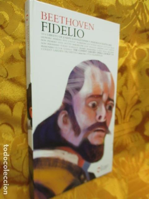 CDs de Música: BEETHOVEN - FIDELIO (2 CDS + LIBRO) COMO NUEVO - Foto 3 - 236802890