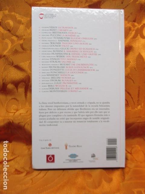CDs de Música: BEETHOVEN - FIDELIO (2 CDS + LIBRO) COMO NUEVO - Foto 11 - 236802890