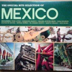 CDs de Música: CD: PRECINTADO. THE SPECIAL HITS SELECTION OF MEXICO. Lote 236818445
