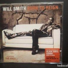 CDs de Música: WILL SMITH. BORN TO REIGN. CD 2002 SONY PEPETO. Lote 236837595