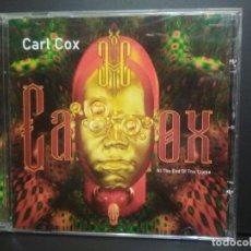 CDs de Música: CARL COX AT THE END OF THE CLICHE CD ALBUM 1996 PEPETO. Lote 236837835